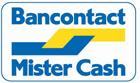 Belgische klanten betalen met Mister Cash